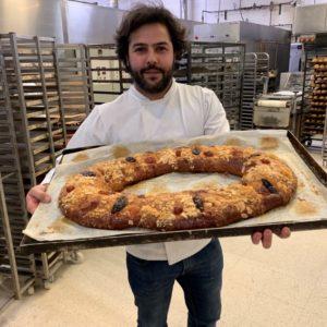 Omar Allibhoy Roscón de Reyes