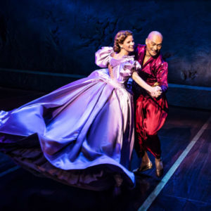 The King and I photo by Matthew Murphy