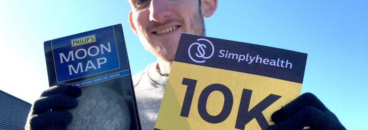 Aspiring astronaut Ben to take on Simplyhealth Great Birmingham 10K