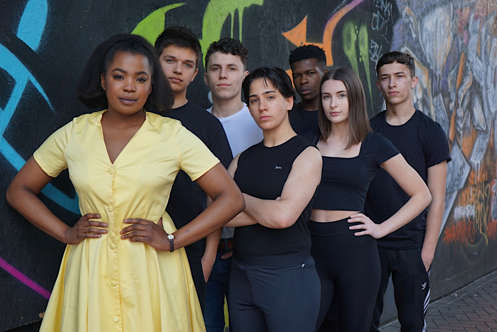 Birmingham Hippodrome's first home grown youth production to feature 40 talented young performers