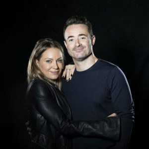 The House on Cold Hill - Rita Simons and Joe McFadden - Photo by Helen Maybanks