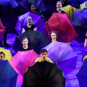 Singin' In The Rain photos by Sam Bagnall