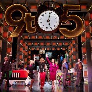 9 to 5 The Musical. Photo by Simon Turtle