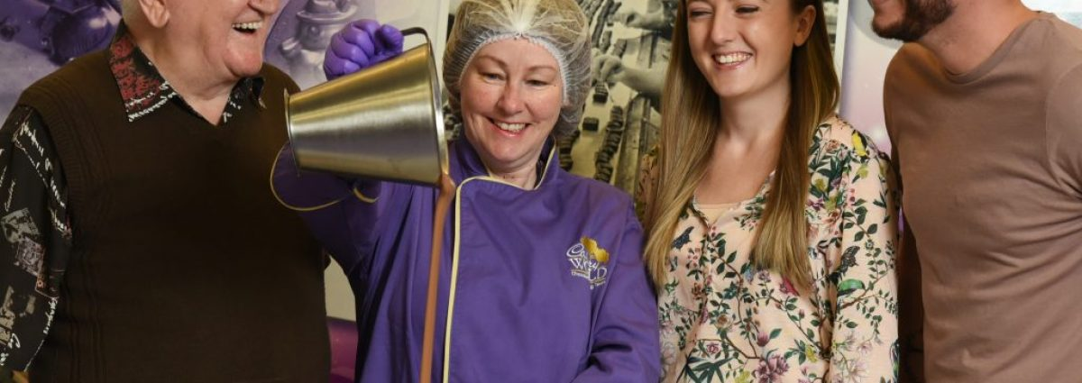 Cadbury World - Seniors go free this September