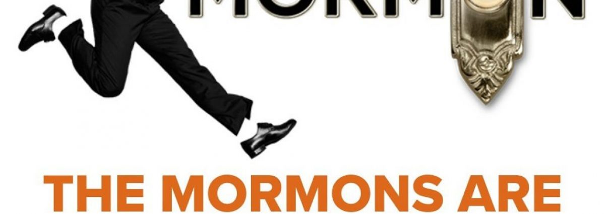 The Book of Mormon is coming to Birmingham