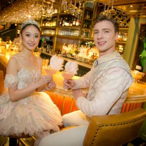 Birmingham Royal Ballet visits The Ivy Temple Row