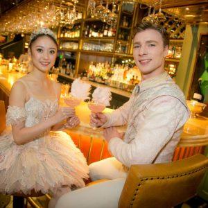 Birmingham Royal Ballet visits The Ivy Temple Row