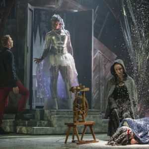 The Snow Queen production photos