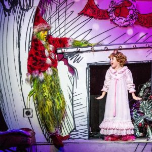 The 2016 Touring Company of How the Grinch Stole Christmas