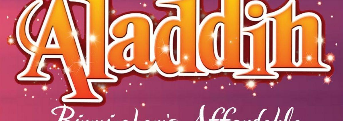 Aladdin at Blue Orange Theatre