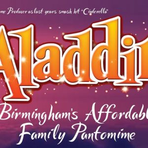 Aladdin at Blue Orange Theatre