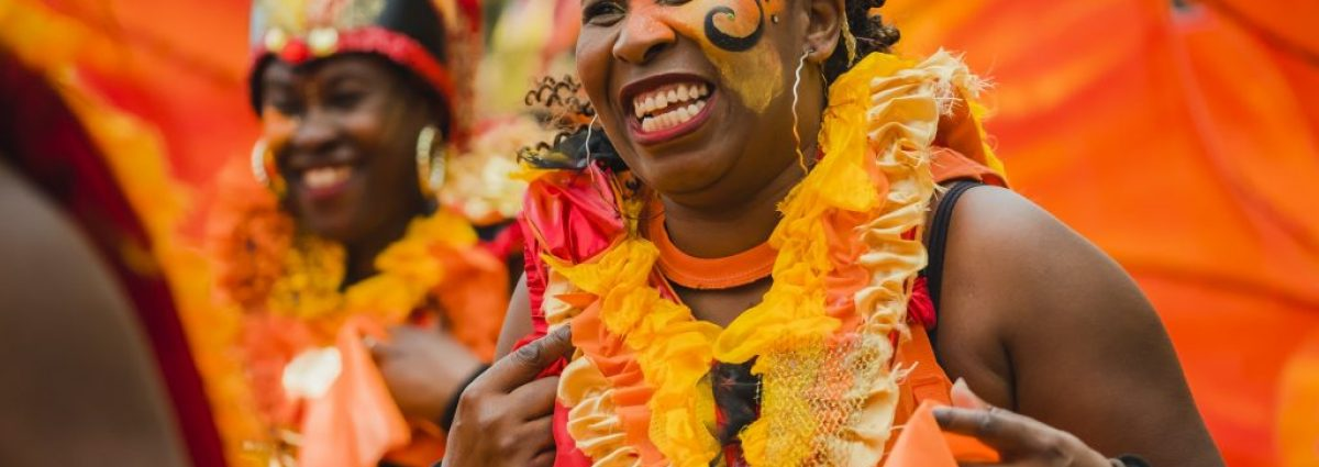 Birmingham Weekender 2017, ACE Dance Caribbean Carnival, Photo by Verity Milligan