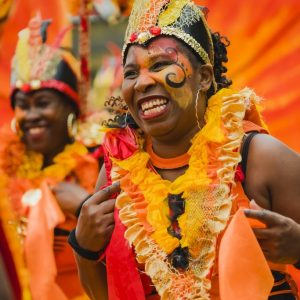 Birmingham Weekender 2017, ACE Dance Caribbean Carnival, Photo by Verity Milligan