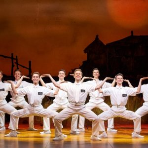 The Book of Mormon photo by Paul Coltas
