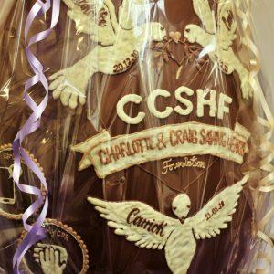 Cadbury World giant charity Easter egg