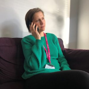 Birmingham St Mary's Hospice new bereavement telephone service will see volunteers support people with grief