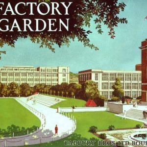 Factory in a Garden