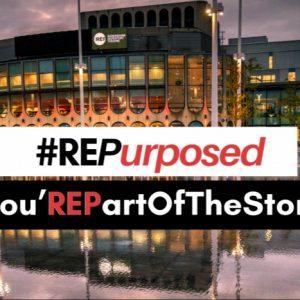 REPurposed YouREPartOfTheStory