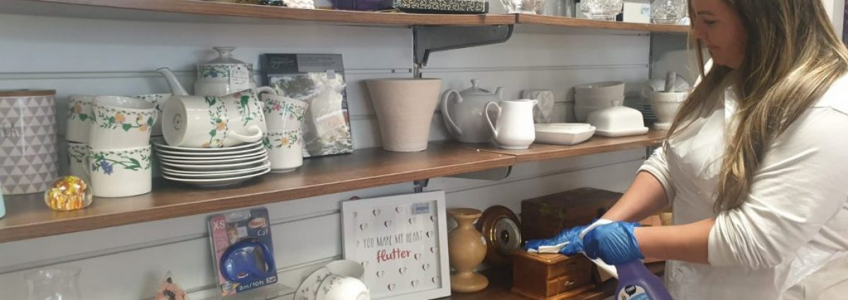 Birmingham St Mary's Hospice shops begin phased reopening