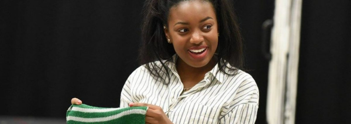 Young REP rehearsals - photo credit Robert Day