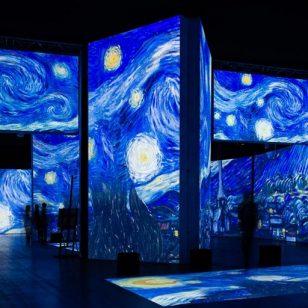 Van Gogh Alive Lugano