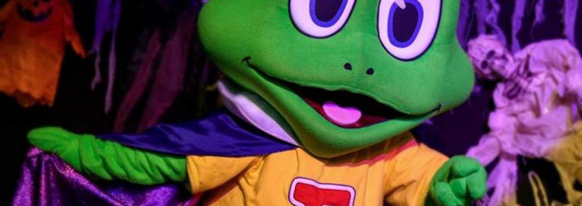 Cadbury World's Halloween Spooktacular