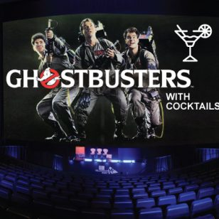 Ghostbusters with Cocktails