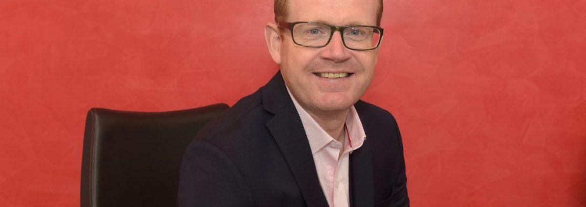 James McLaughlin - CEO