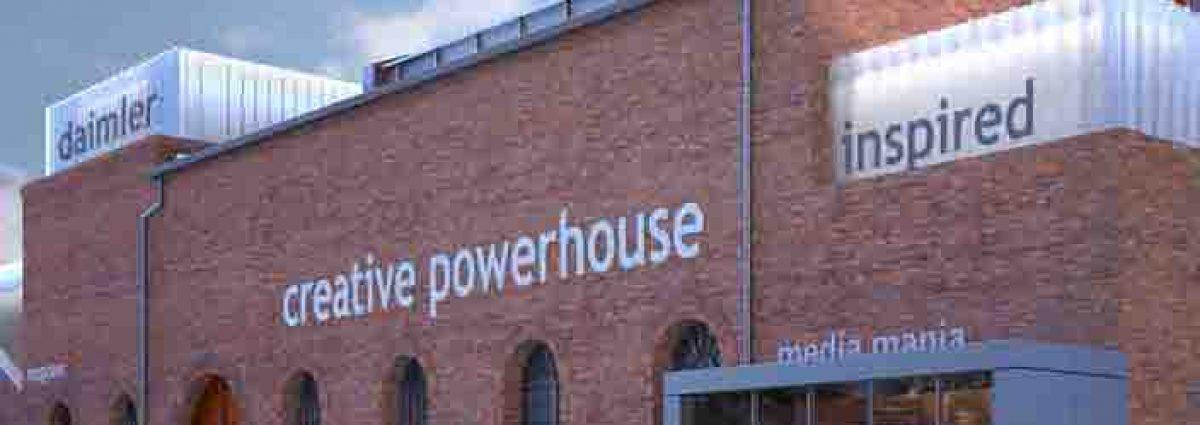 Daimler Powerhouse's Creation Centre