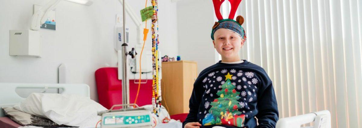 Jolly Jumper Day at Birmingham Children's Hospital