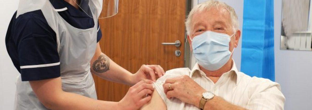 Covid Vaccine Mr Webber