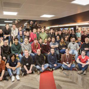 Birmingham Team Photo 2020