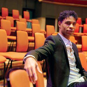 Carlos Acosta Birmingham Royal Ballet Director photo by Man Yee Lee