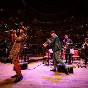 Reuben James at Symphony Hall