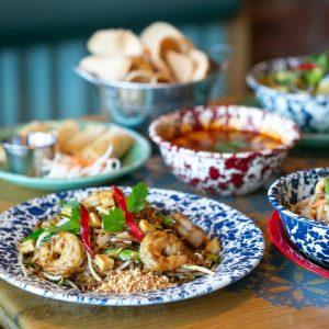 Rosa's Thai Cafe photo by Georgie Glass.