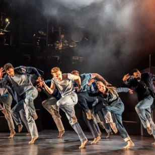 Artists of Birmingham Royal Ballet in City of a Thousand Trades Photo by Johan Persson