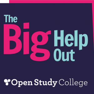 The Big Help Out - Open Study College