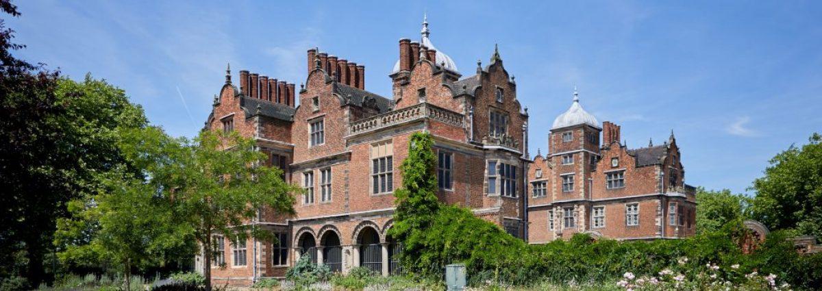 Aston Hall: Lady Holte's Garden photo via Birmingham Museums Trust