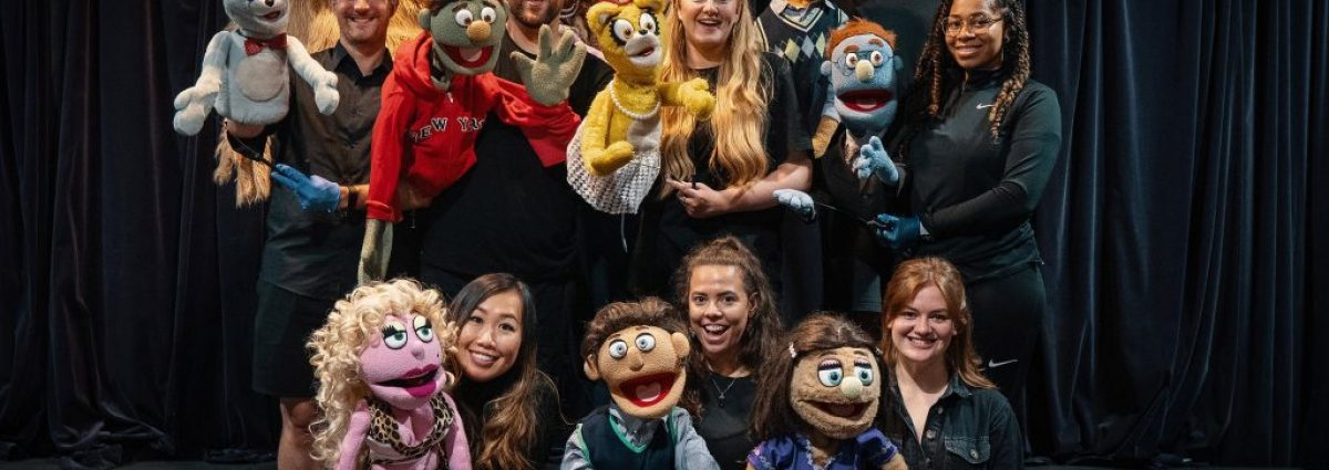 Avenue Q at The Old Joint Stock