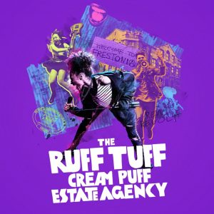 The Ruff Tuff Cream Puff Estate Agency