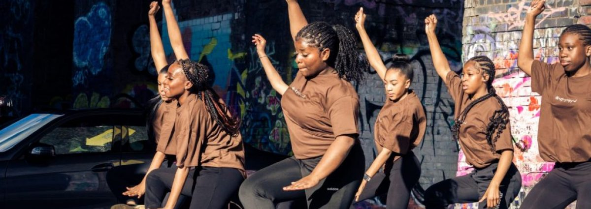 """""""Witness the power of nature as the landscape changes around you in this live dance sequel to Beyond Borders, a film co-created with over 130 young dancers in the West Midlands"""""""