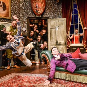 The Play That Goes Wrong Photo by Robert Day.